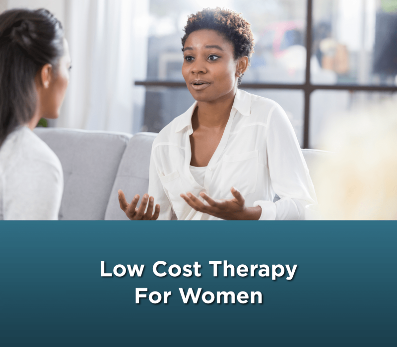 Low Cost Therapy For Women